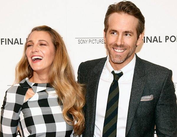 "Blake Lively Hilariously Trolls Ryan Reynolds for Having ""No Chill"""