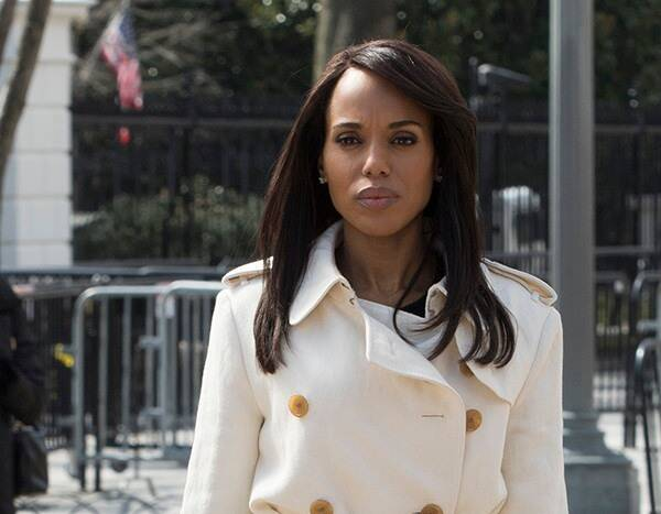 Kerry Washington's Scandal Reunion With Tony Goldwyn Will Make Your Day