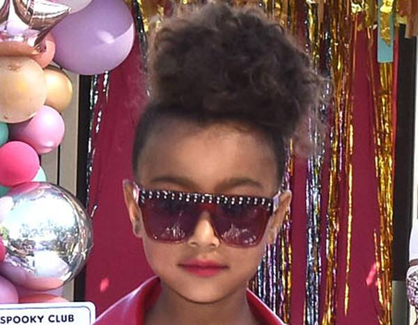 North West Steals the Show at Kanye West's Sunday Service Experience