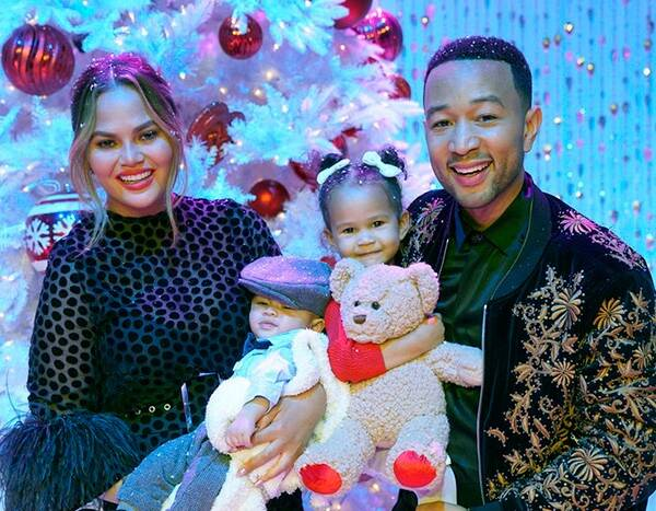 Relive Chrissy Teigen and John Legend's Cutest Family Moments