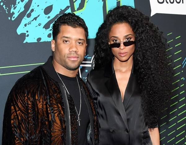 Ciara and Russell Wilson's Beyoncé and Jay-Z Halloween Costumes Are Flawless