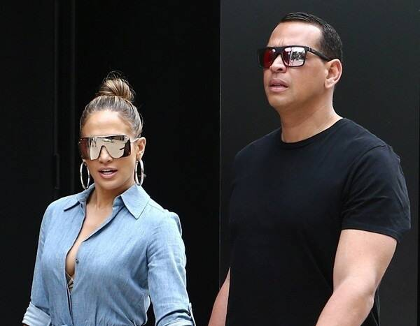 Jennifer Lopez and Alex Rodriguez Just Made the Sweetest Donation to Elementary School Students