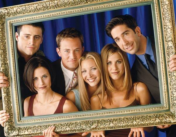 """Jennifer Aniston Says the Friends Cast Is """"Working on Something"""" Together (Just Don't Call it a Revival)"""