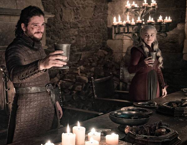 Emilia Clarke Reveals Game of Thrones Co-Star Responsible for Coffee Cup-Gate