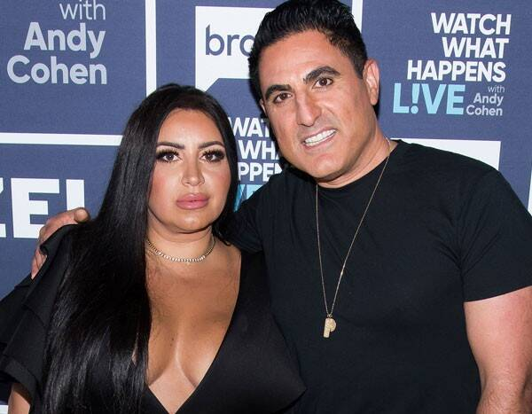 "Shahs of Sunset's Reza Farahan Granted 3-Year Restraining Order Against Mercedes ""MJ"" Javid's Husband"