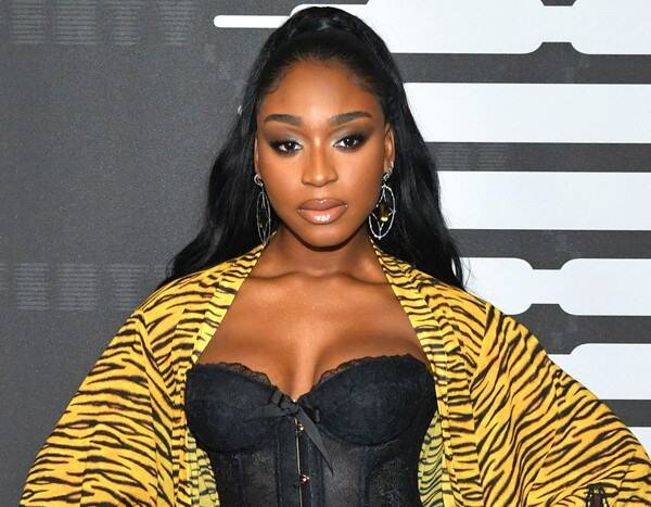 """Normani Gives Us Halloween """"Motivation"""" After Recreating an Iconic Naomi Campbell Look"""