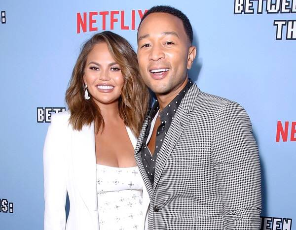 Chrissy Teigen Gushes Over John Legend After He Misses His Flight to be With Her
