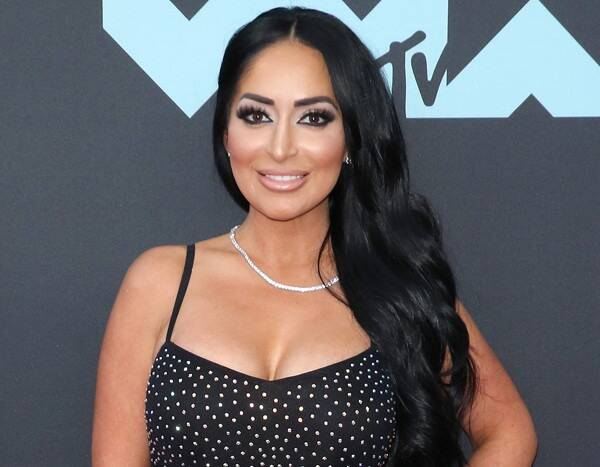 Angelina Pivarnick Celebrates Her Bridal Shower With Jersey Shore Co-Star Deena Cortese