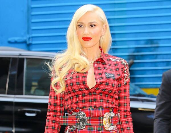 Let Gwen Stefani Blow Ya Mind With Her Best Street Style Looks
