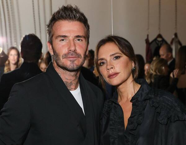 Victoria Beckham Recreating Her Signature Leg Pose is Giving Us Life