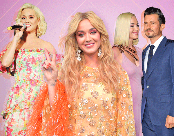 Katy Perry's Very Grown-Up Year: Squashing Feuds and Putting Heartbreak Behind Her