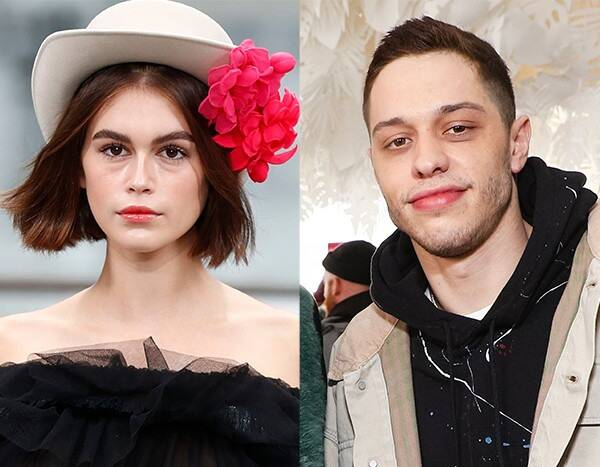 Pete Davidson Steps Out With Kaia Gerber After Margaret Qualley Breakup