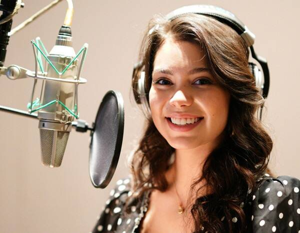 See Auli'i Cravalho Nail Her First The Little Mermaid Live Recording Session