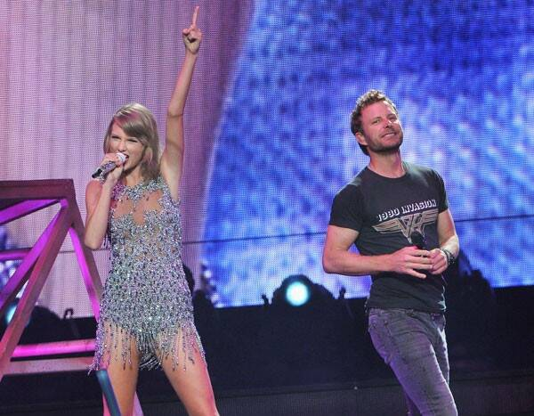 "Dierks Bentley Praises Taylor Swift's ""Drive and Persistence"" After Lover Release"