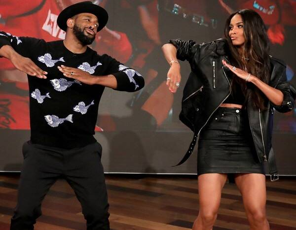 Watch Ciara Level Up These Iconic Dance Moves