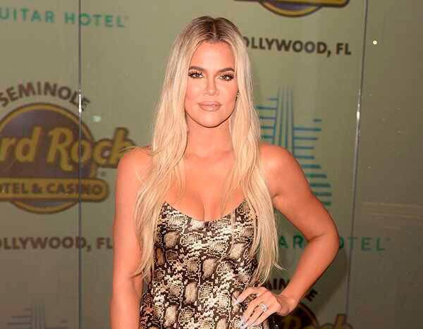Khloe Kardashian's New Brunette Hair Is a Major Flashback