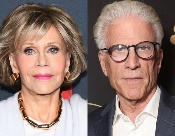 Jane Fonda Arrested for the Third Time While Protesting With Ted Danson in Washington, D.C.