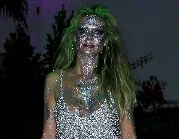 Heidi Klum Sets Off Fireworks With Her First Halloween Costume of 2019