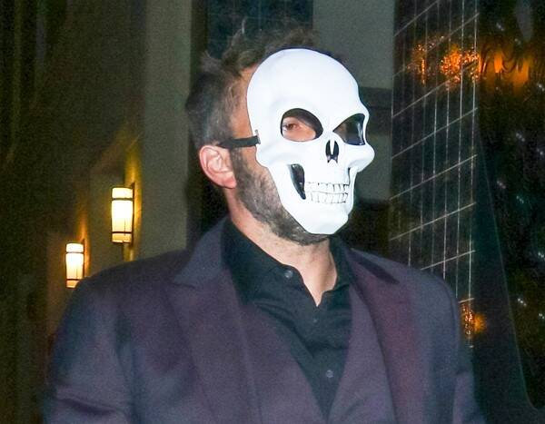 Ben Affleck Stumbles in Halloween Costume and Sparks Concerns About His Sobriety