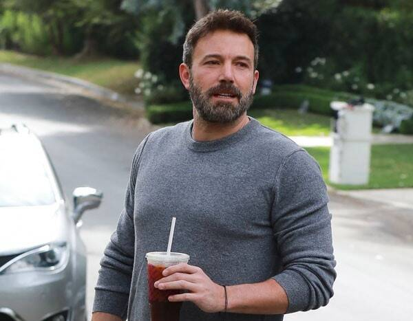"Ben Affleck Breaks Silence After ""Slip"" In Sobriety"