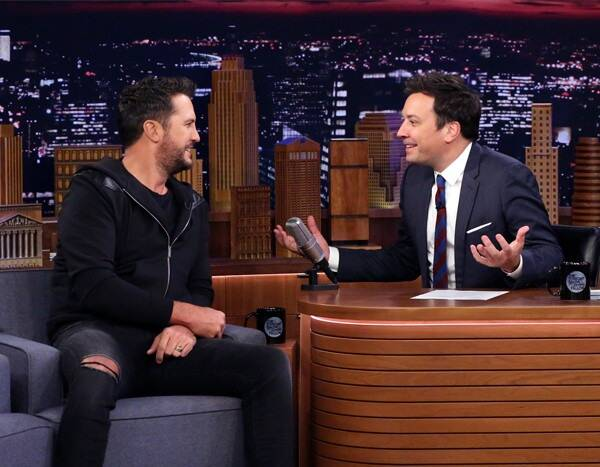 Luke Bryan Is Still Completely Traumatized by His Super Bowl Performance