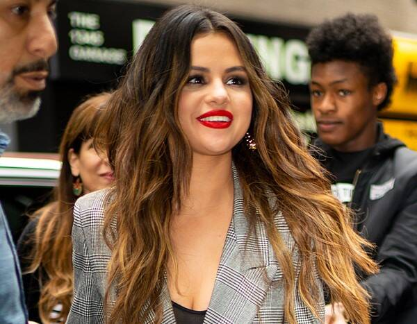See Selena Gomez's 4 Stylish Outfit Changes–and the Day Is Still Young