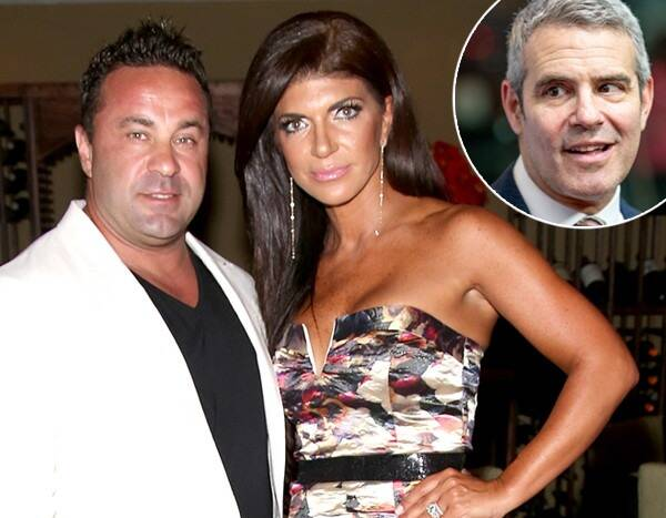What Andy Cohen Regrets About Bombshell Teresa and Joe Giudice Interview