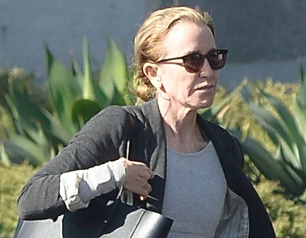 Felicity Huffman Spotted for the First Time Since Prison Release