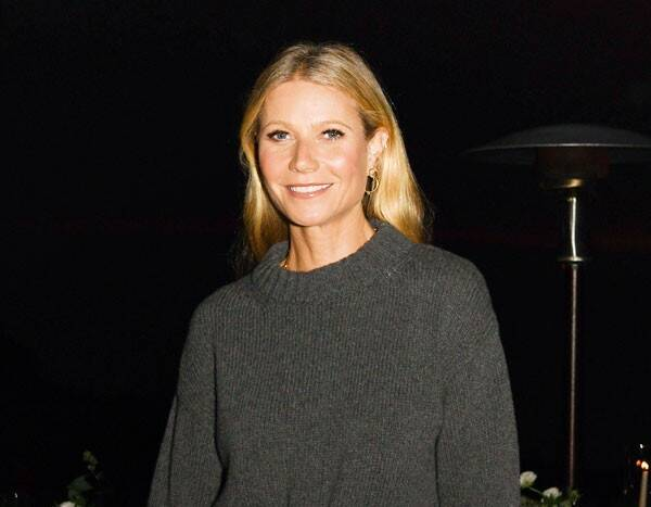 Gwyneth Paltrow Celebrates Goop by the Beach With Fashionable Friends and Lots of Food