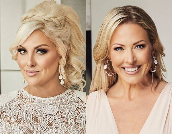 The Real Housewives of Orange County Royal Tea Party Is Rife With Drama Between Gina and Braunwyn