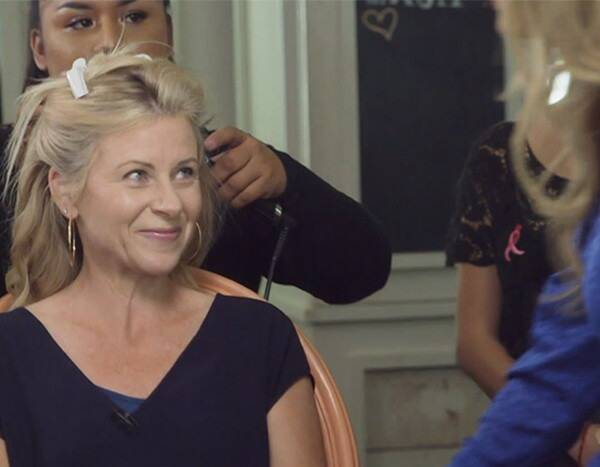 Breast Cancer Survivors Kimberly, Crystal & Lindsay Get Makeovers on Tonight's E! News