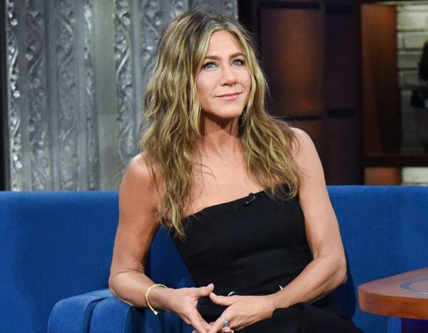 """Jennifer Aniston Knows She Made """"Noises"""" with Her Friends Reunion Comments"""