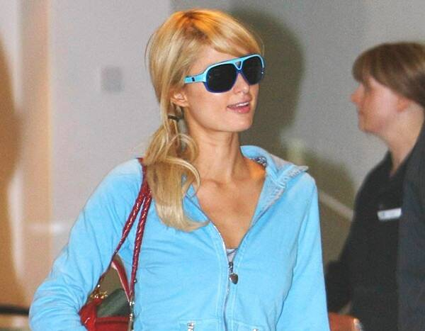 Paris Hilton's Collection of Juicy Couture Tracksuits Is Even More Impressive Than You Thought