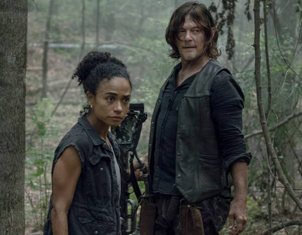 The Walking Dead Sneak Peek: Daryl Opens Up to Connie in an Unexpected Way