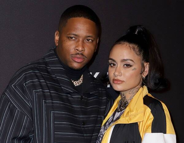 Kehlani's Boyfriend YG Speaks Out After He's Caught Kissing Another Woman