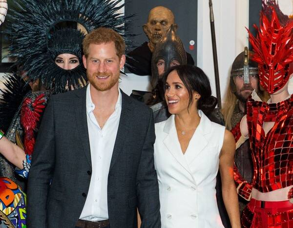 Meghan Markle and Prince Harry Reveal Baby Archie's Nickname