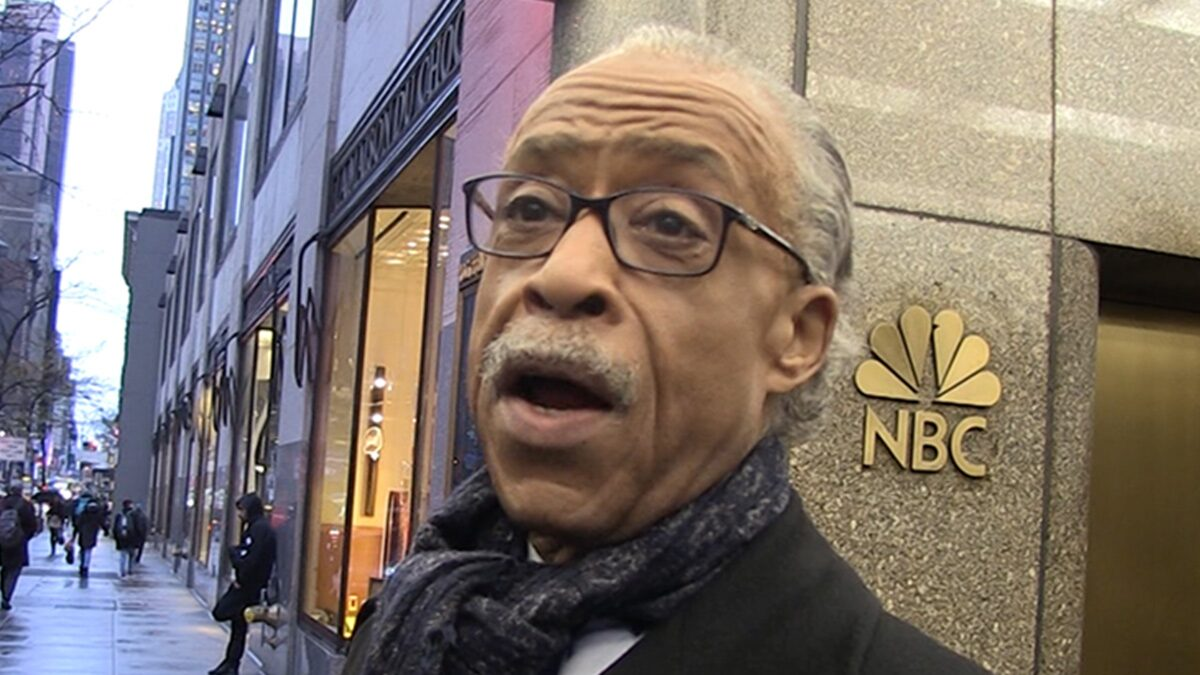 Al Sharpton Says NFL's Demands Were 'Insulting,' Kaepernick Handled It Right