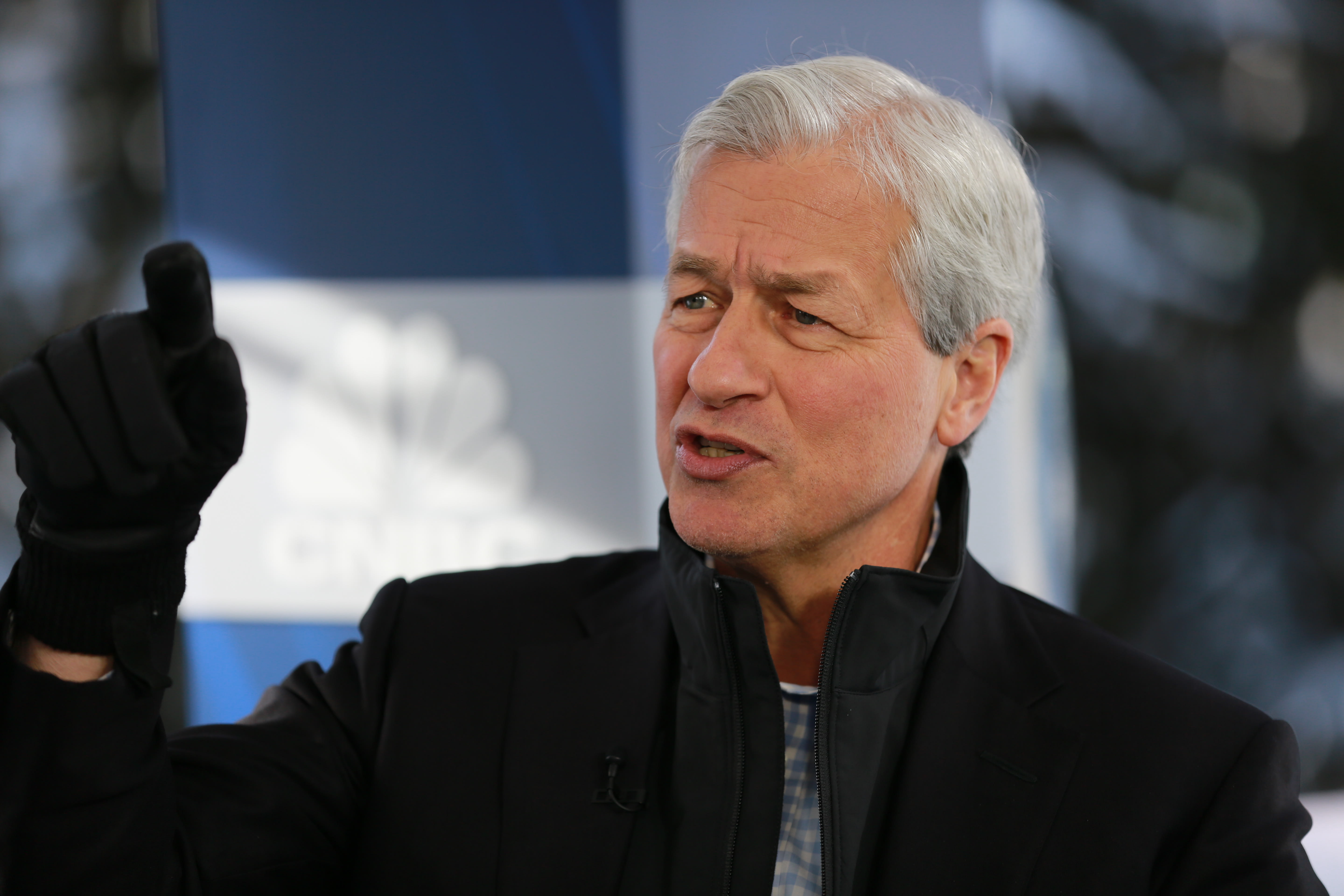 Jamie Dimon, who made $31 million last year, thinks wealth inequality is a problem