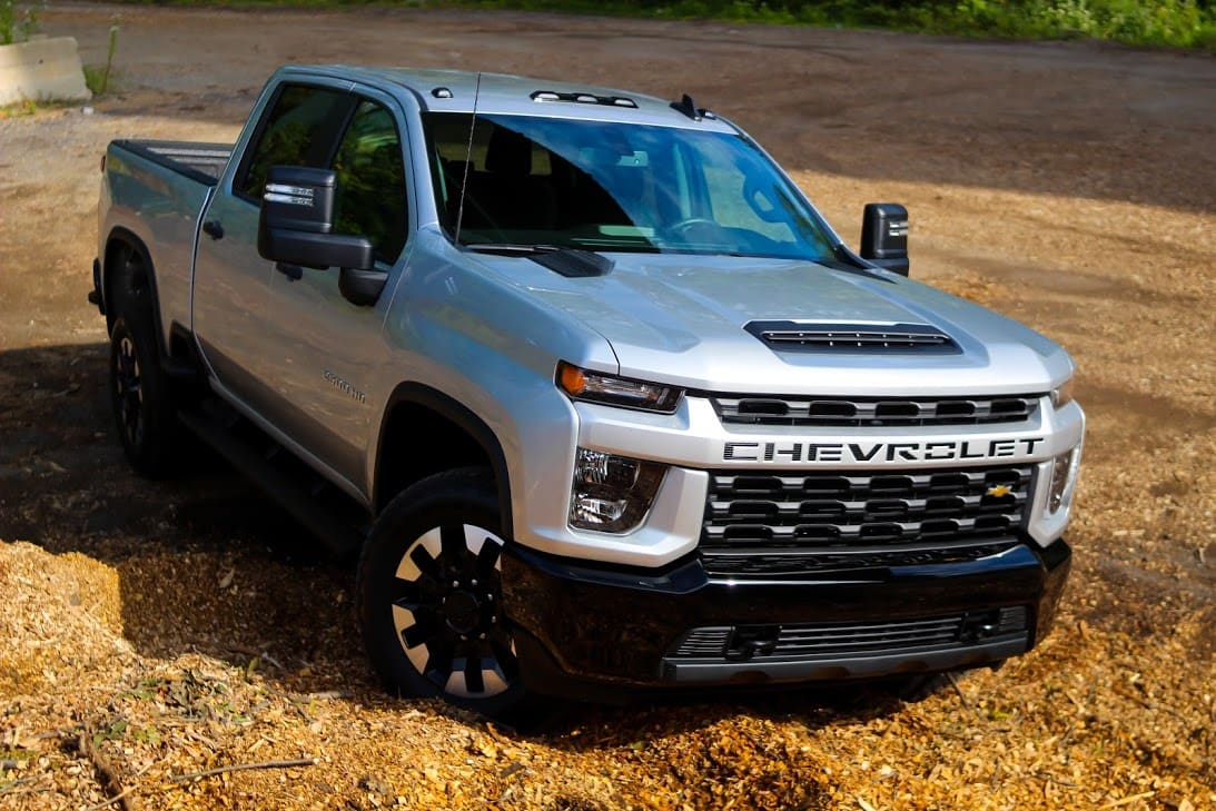 Review: The 2020 Chevy Silverado HD is a decent truck, but Ford and Ram have it beat