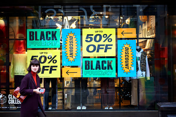 Black Friday could bring relief for beaten-up retailers like Home Depot, market history shows