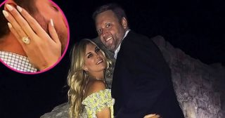 Tinsley Mortimer Spends Thanksgiving With New Fiance Scott Kluth