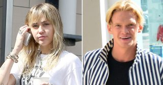 Miley Cyrus and Cody Simpson Spend First Thanksgiving Together