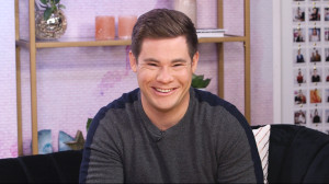 Adam DeVine Shares How He Proposed to Fiance Chloe Bridges