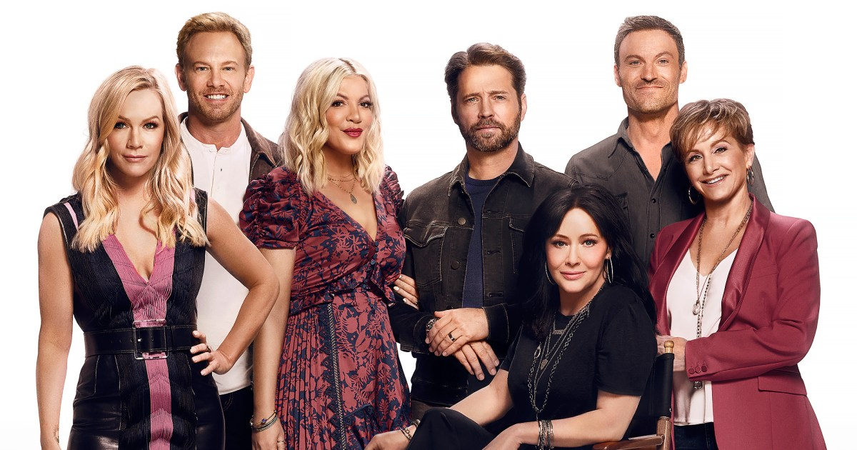 'BH90210' Cast Reacts to Cancellation and Tease Show's Future