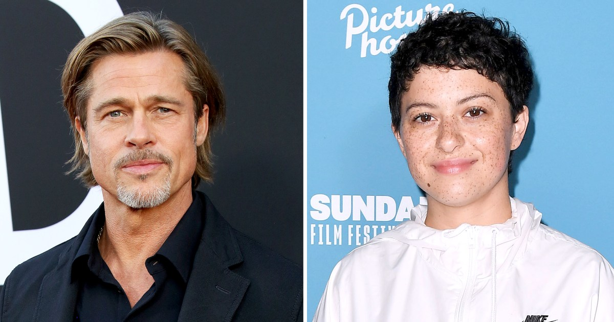 Brad Pitt Is Not Dating Actress Alia Shawkat: 'They Are Just Friends'