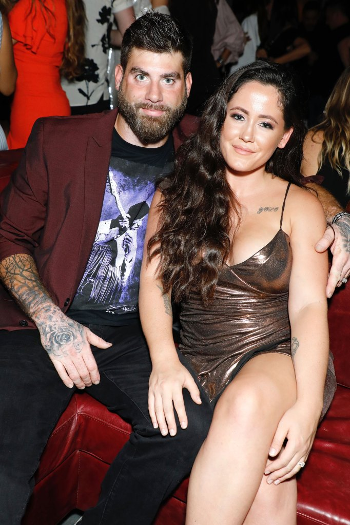 David Eason and Jenelle Evans US Weekly's Most Stylish New Yorker Party