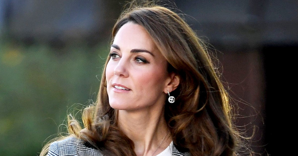 Say What? Duchess Kate Drops Out of Event 'Due to the Children'