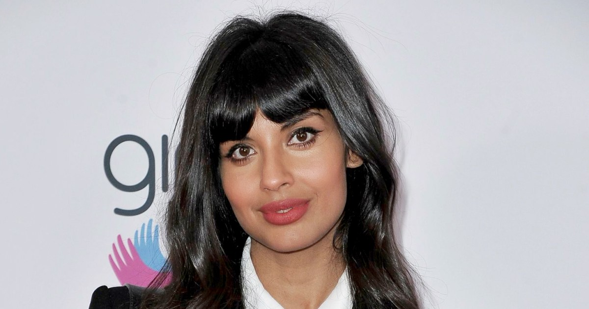 Jameela Jamil Says She Left Modeling After Being in a Car Crash