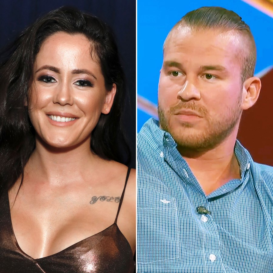 Jenelle Evans and Nathan Griffith Share Messages Amid Her Divorce