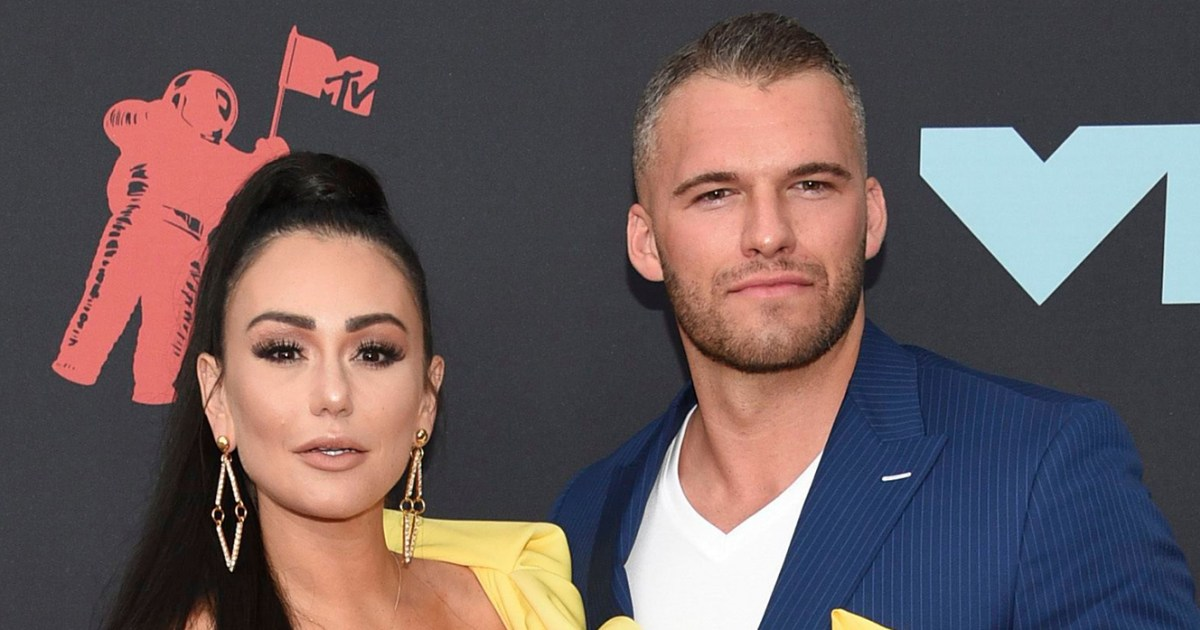 Jenni Farley and Zack Are 'Not Together' but Are 'Working on It'